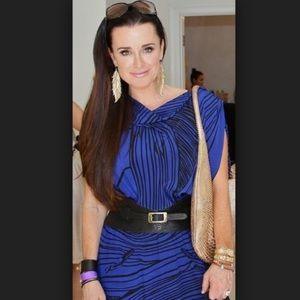 Yumi Kim Gemma Dress in Blue Arrow